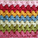 The Granny Stripe - Stitch Tutorial pattern
