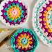 Granny Circles pattern