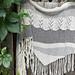 BOHEMIAN shawl pattern