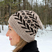 Chevron Flight Hat pattern