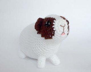Second Hand Susie: I made a thing, custom crochet guinea pigs. | 253x320