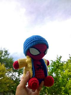 Spiderman Crochet Pattern - Amigurumi Doll Tutorial - Crochet News | 320x240
