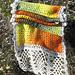Lava Stole pattern