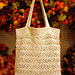 Lacy V Tote II pattern