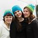 Three's Company Hats pattern