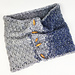 Burly Crochet Cowl pattern