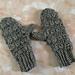 Aqueduct Puff Stitch Mittens pattern