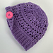 Lavandula Hat pattern