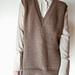 Vest No. 2 pattern