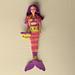 Zeemeerminset voor prinsessen- en barbiepoppen pattern