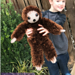 Slow and Steady Sloth pattern