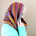 Sweet Harmony Hooded Cowl pattern