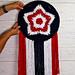 Star Mandala Wall Hanging pattern