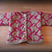 Gilet Lapins pattern