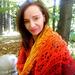 Bella Aphrodite shawl pattern