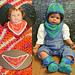 Welcome Baby! Kerchief pattern