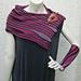 Swing-Stricken™ Kursbaustein 3 - Swing-Schal pattern
