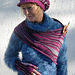 Swing-Knitting™ Workshop 3 - Swingy Shawl pattern