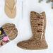 Breckenridge Boots with Flip Flop Soles pattern