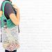 Finger Crochet Market Tote Bag pattern