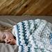 Tributary Baby Blanket pattern