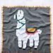 Alpaca Love C2C Blanket pattern