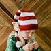 Santa's Helper Elf Hat pattern