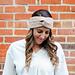 Infinity Twist Headband pattern