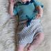 Malsens babybobler pattern
