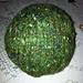 Dryer Ball and Pincushion pattern