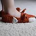 Fox Slippers pattern