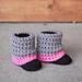 Little Audrey Boots pattern