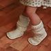 Mamachee Boots Baby-Child Size pattern