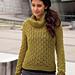 Museum Sweater pattern