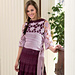 Lynnea Argyle-Lace Pullover pattern