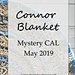 Connor Blanket Mystery CAL pattern