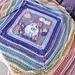 Hannah's Unicorn Blanket pattern