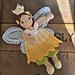 Melly Teddy Ragdoll Sunbeam Fairy pattern