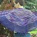Homeward Bound Migration shawl pattern