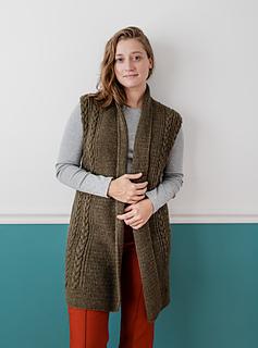 Kiley wears Janey in Bark  / Photographer: Danie Harris