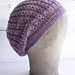 Martine Hat pattern