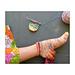 Perle Cottage Socks pattern