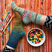 Confectionery Socks pattern
