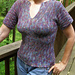 Easy Side to Side Summer Top pattern