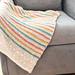 Summer Throwback Blanket pattern