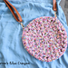 Cross Body Circle Bag pattern