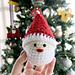Santa Claus Ornament pattern
