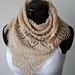 Crystal Chandelier Shawl pattern