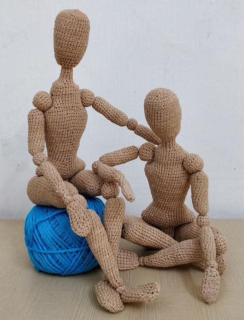 Top 10 Best Amigurumi Doll And Animal Crochet Free Pdf Patterns ... | 640x487