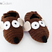 Doggie shoes pattern